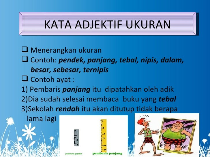 Contoh Kata Adjektif Related Keywords & Suggestions - Contoh Kata