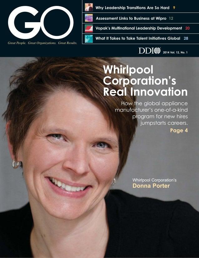 GO Magazine Vol. 12 No. 1