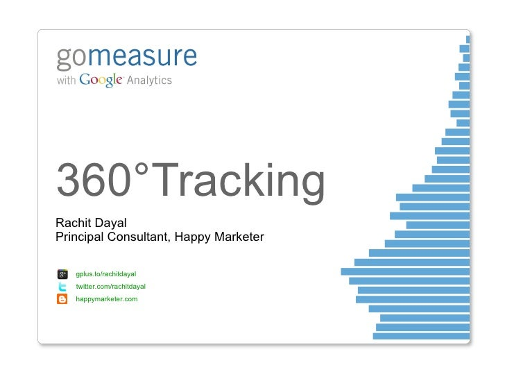 Go measure 2011 - URL Tagging & Campaign Variables