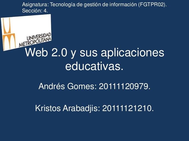 Gomes arabadjis presentaciónfinal