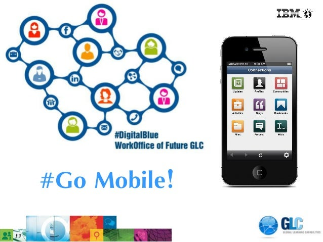 Go mobile-  Mobile technology in Social Business and Customer Relationship