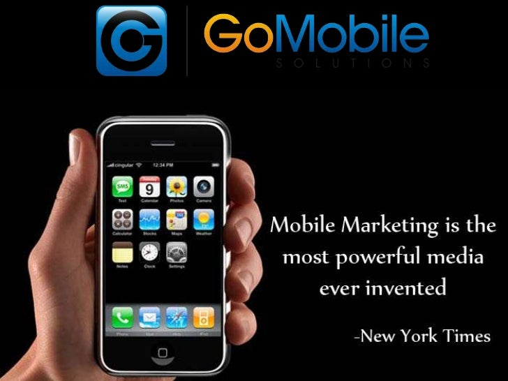 Mobile Applications - The Best Marketing Tool Ever