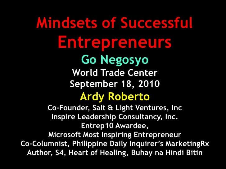 Gonegosyo wtc-orig-mindsets of entreps-2010-ardy roberto