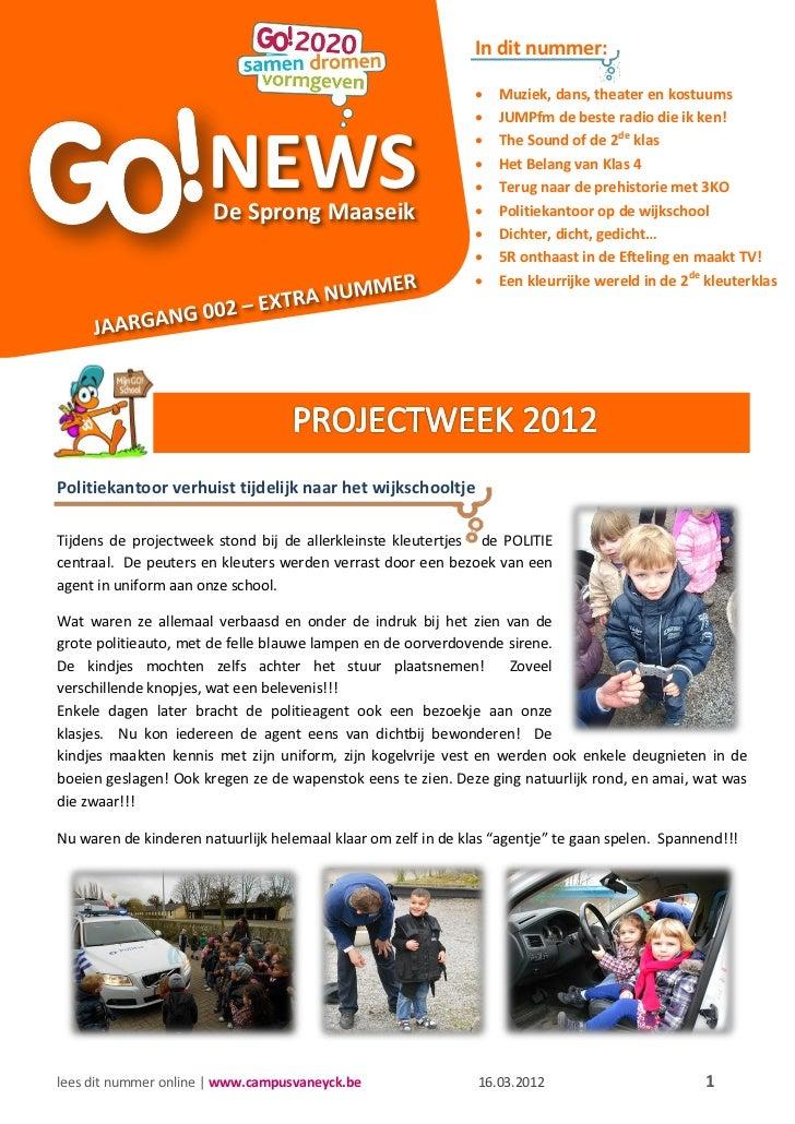 GO! News 002 - EXTRA