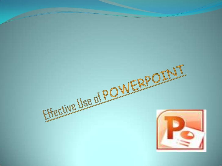 Introduction Slide presentation software such as PowerPoint has become an  ingrained part of many instructional settings,...