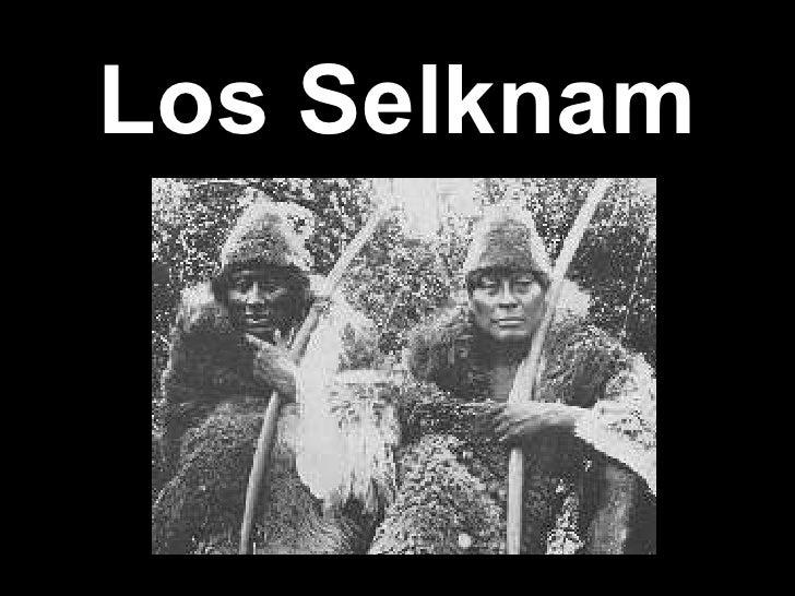 GonzáLez Leny Selknam