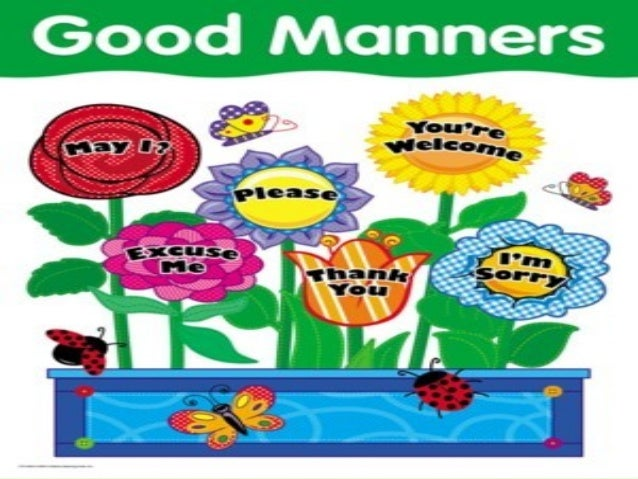 an essay on good manners