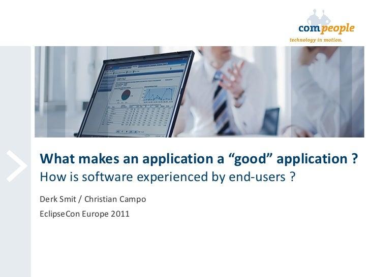 Good application final-nopics