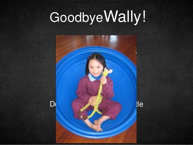 GoodbyeWally!  Double-click to enter subtitle