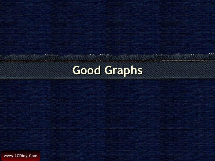 Good graph