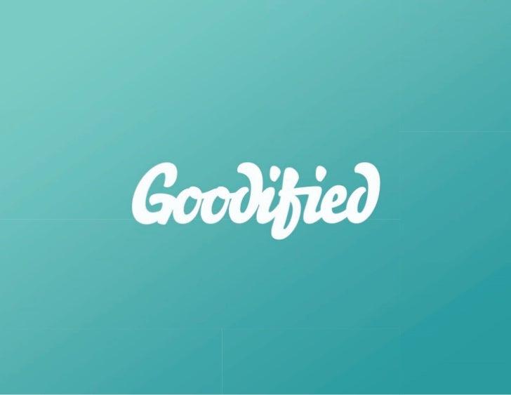 Goodified e-book