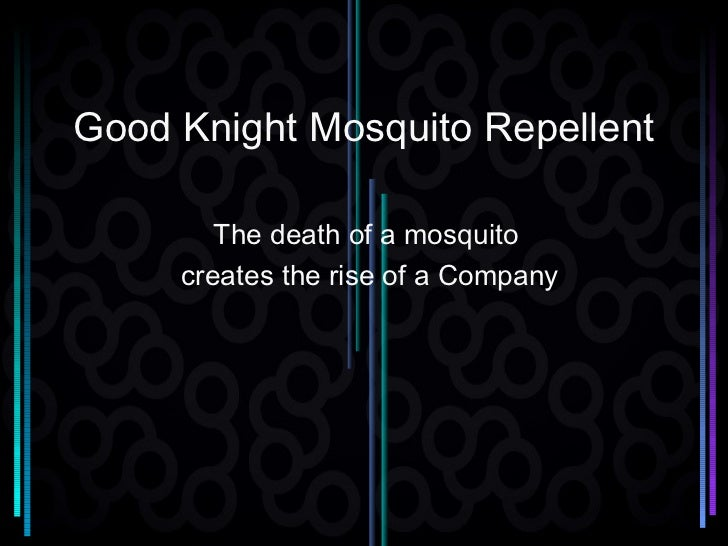 good knight case study