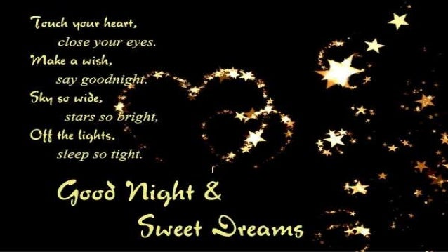 Good Night Messages, SMS, & Images
