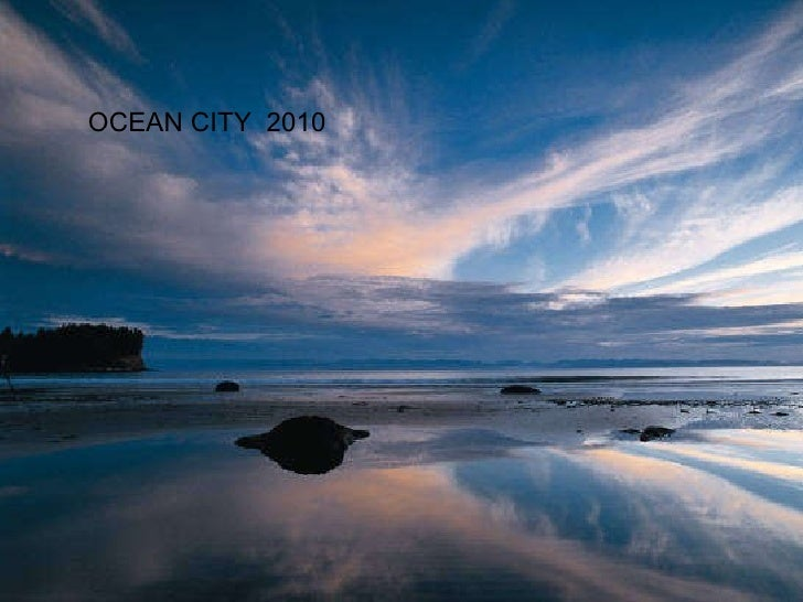 OCEAN CITY 2010 OCEAN CITY  2010