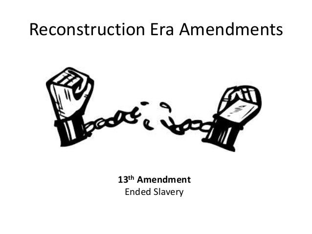 how important was the reconstruction period Forgotten in the classroom: the reconstruction era  to segregationists' efforts during the ­reconstruction era to roll back civil rights advances made after the civil war  it is important .