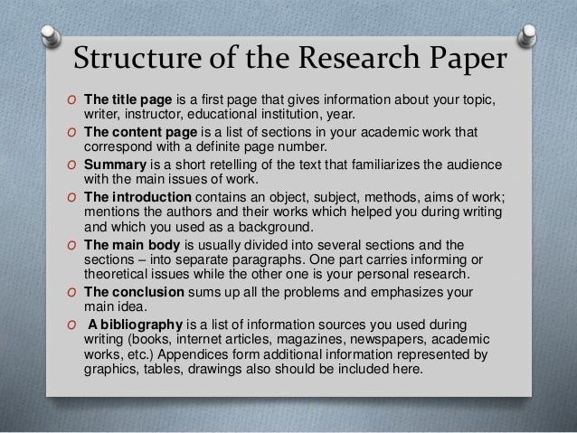titles in research papers