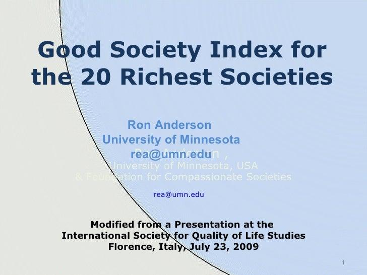 Good society index v3  7sep10