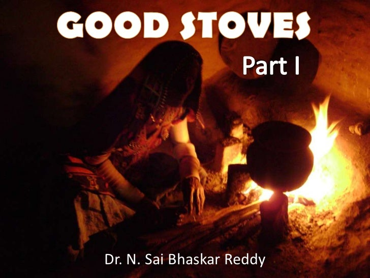 Good stoves part1