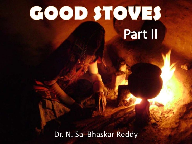 Good stoves part2