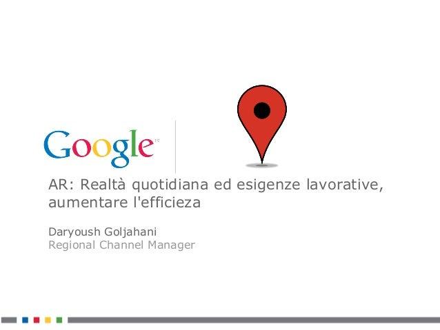 Google sigla convivium 2013