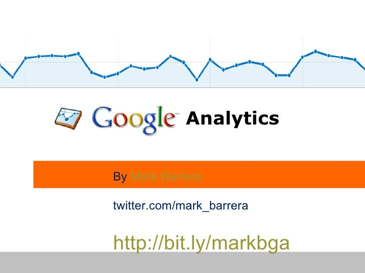 Google analytics-seo-meetup