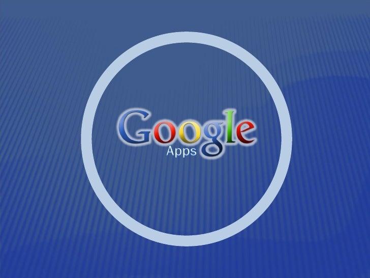 Google Apps ABHE
