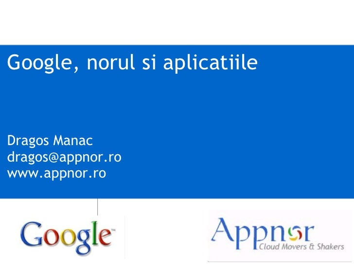 Google Apps-cloud