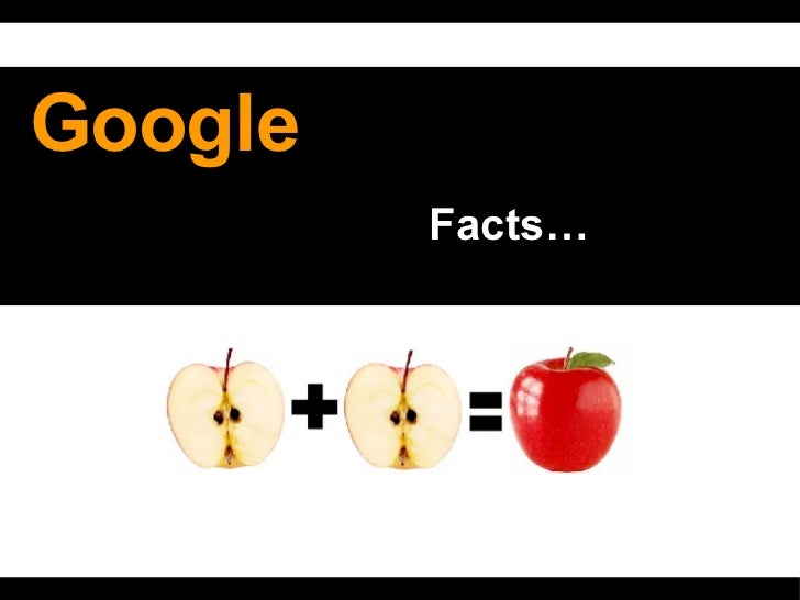 Google    Facts…