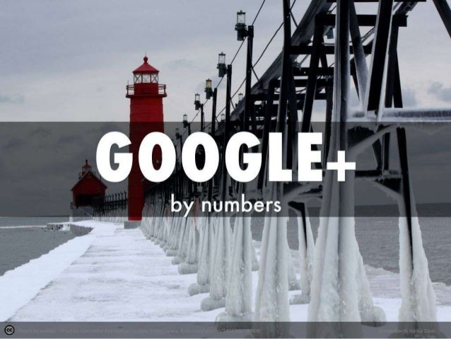 Google+ in numbers