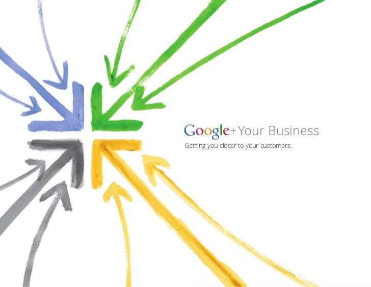Google+ Business Pages - Quick Start Guide