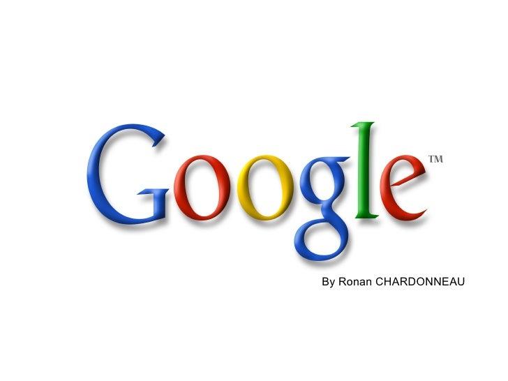 Google International marketing