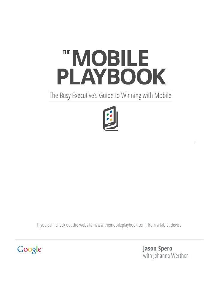Guía para tener éxito con la audiencia móvil - Cortesía Google - GABATEK.com