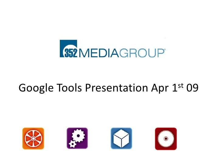 LA2M Google Tools Presentation Apr 1st 09