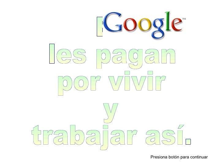 Google   Trabajo