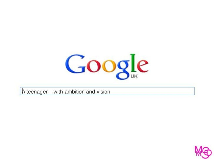 Google 2012 Overview