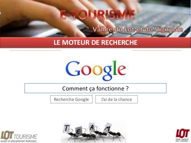 comment fonctionne j ai de la chance google