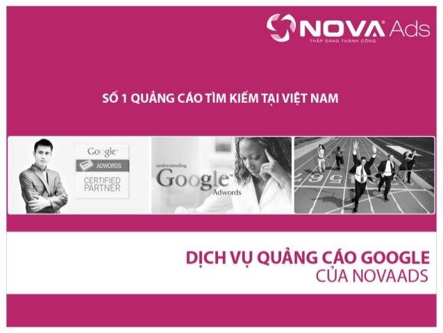 Google adwords NovaAds_v1.1