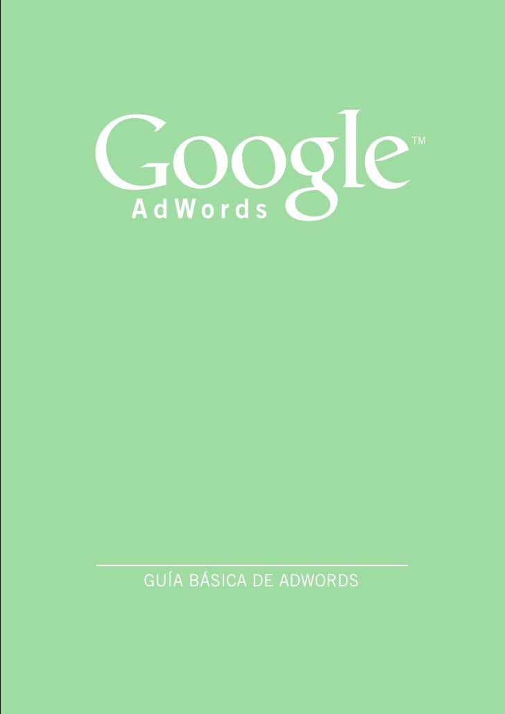 Google ad words   welcome-pack