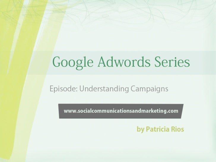 What is Google Adwords?   Google adword is a form of onlineadvertising where you display your ads  on google website partn...