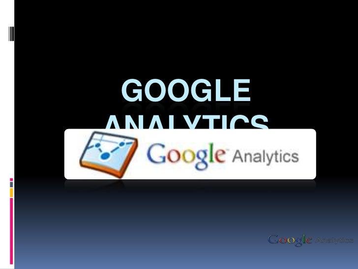 Google analytics tarea luis molina