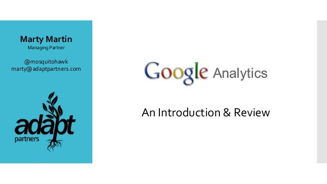 Google Analytics for blogville 2013
