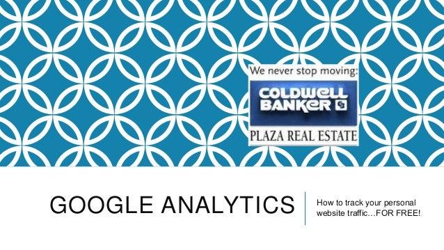 Google analytics powerpoint