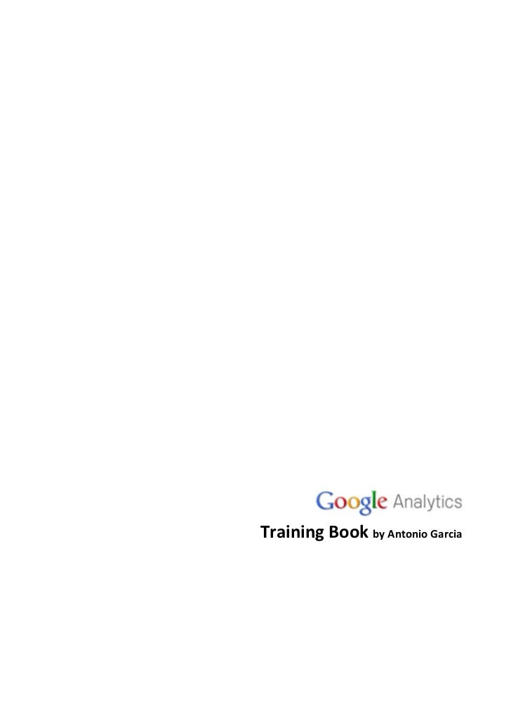 Google analytics training book - Now free