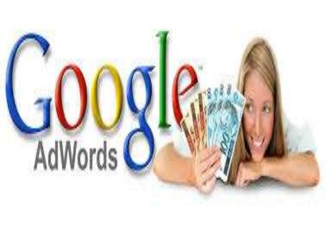 O que é Google AndWords?  O Google AdWords é um serviço do Google que permite a  criação de anúncios na parte superior e ...