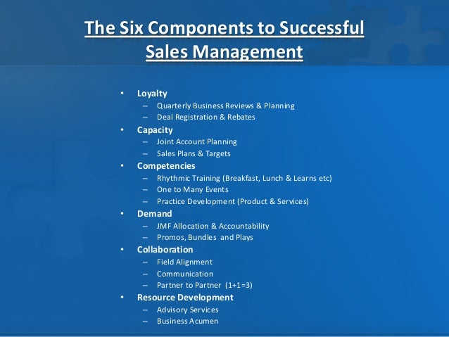 Business plans for sales managers friedricerecipe
