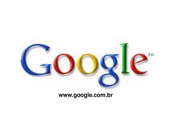 Google apresentação