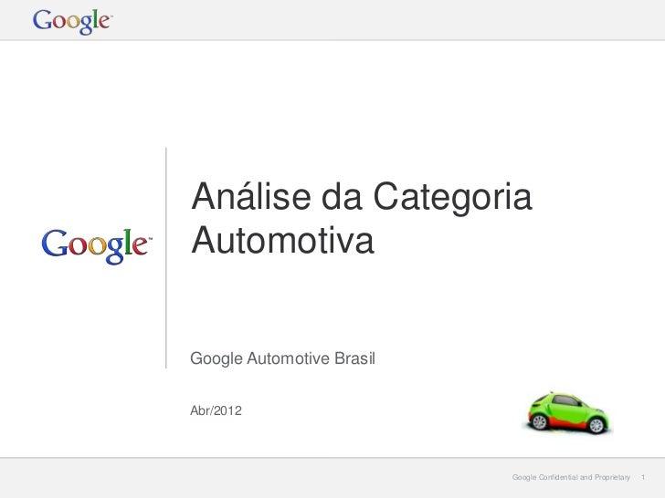Google Automotive Brasil