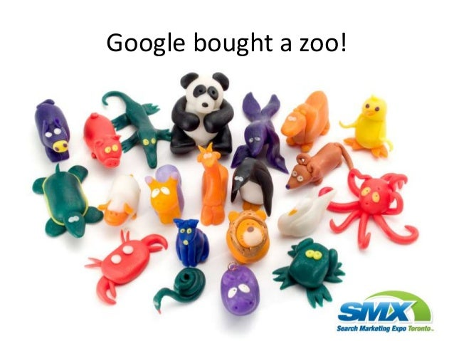 Google bought a zoo!