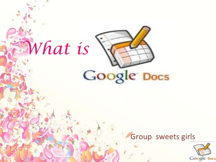 What is Group  sweets girls