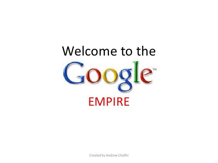 Google Docs Google Empire1
